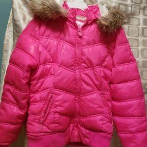 Jacket puffy